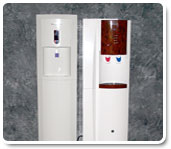 Reverse Osmosis coolers to replace 5 gallon bottle coolers in your office